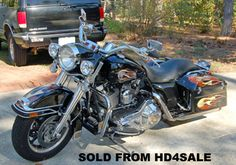2001 Harley Davidson Road King FLHRPI