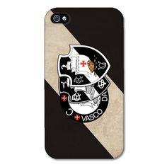 Vasco da Gama arte na capa do iphone para ventilador de futebol
