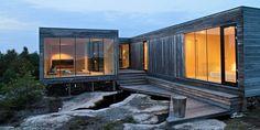 moderne hytte - Google-søk