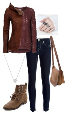 """""""The Vampire Diaries. (Inspired.)"""" by haley-bob1 ❤ liked on Polyvore featuring Sam Edelman, True Religion, Vero Moda, Coach and Links of London"""