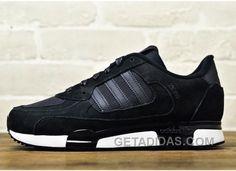 1146ca9bcd7 Soldes Silhouette Classique Homme Adidas Originals ZX850 Noir Grise  Chaussures En France Lastest PcAyr