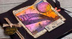 Sydney Papercraft Festival - Workshops by Rachel Greig