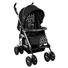"Dream On Me/ Mia Moda Libero Elite Stroller - Cercle Noir - Dream On Me - Babies ""R"" Us"