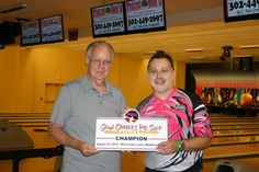 What it Means to Win the Tournament Twice in Bowling