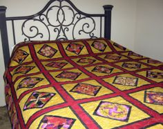 Queen Size Quilts curated by Quiltsy Team on Etsy