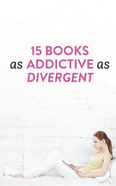books to read if you loved 'Divergent'