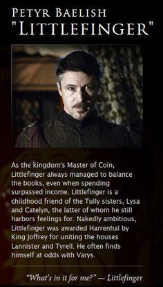 Petyr Baelish - Game of Thrones Photo (34123445) - Fanpop