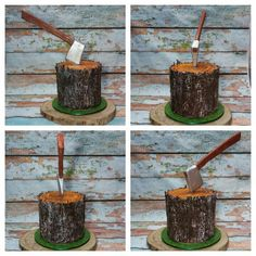 Lumberjack Cake ...