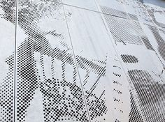 Perforated sheet metal to the fore! | Architecture at Stylepark