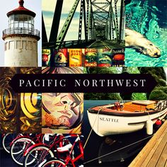 Pacific Northwest in 100 Images | Editing Luke