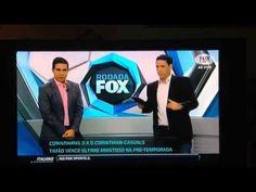 PVC Desmaia Ao Vivo no Rodada Fox +http://brml.co/1uJkj7y