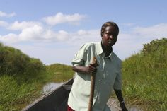 Mabamba Wetlands, Lake Victoria