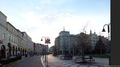 Centrum Grandma And Grandpa, Homeland, Louvre, Street View, City, Building, Travel, Construction, Trips