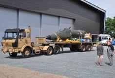 All the parts of the Skyhawk arrives | Skyhawke restoration. 27 Oct 2011. #Skyhawk #MOTAT #NZ #Aviation #Planes www.motat.org.nz