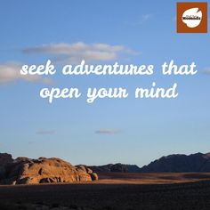 Seek adventures that open your mind. What is your next one? #traveltuesday