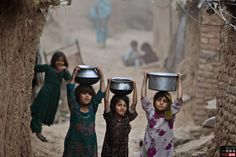 Pakistan, May 2012 (Photo Credit: Muhammed Muheisen, Associated Press) . People Of The World, My People, Poverty Photography, Steve Mccurry, Afghanistan, Girl Scouts, First World, Photo Credit, Saga