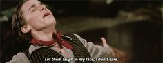 """""""Let them laugh in my face, I don't care!"""" That's how I feel when I tell people that I love Newsies"""
