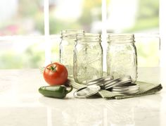 Step 1: Prepare your Gear by choosing your favorite size jars, washing them and keeping them hot in simmering water or heated dishwasher. http://www.freshpreserving.com/getting-started.aspx