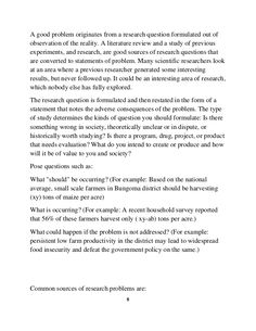 How to write a statement problem SlideShare Writing A Thesis Statement, Social Science Research, Research Question, Research Proposal, Proposal Templates, Sample Resume, Literature, Literatura