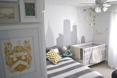 """Welcome Home"" Nursery and Guest Room Re-Design « Project Nursery"