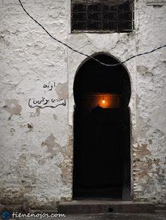 Door Fez, Morocco