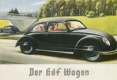 — VW - der KDF Wagen VW Beetle