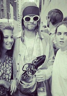 Kurt and girls