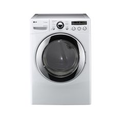 LG 7.3-cu ft Electric Dryer (White) Item #: 452013 |  Model #: DLEX2650W $899.00 - Lowes