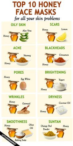 Honey has been used in many skin products. In this article you'll find the best honey face masks for all skins. Clear Skin Face, Clear Skin Tips, Face Skin Care, Diy Skin Care, Honey For Acne, Raw Honey, Baking Soda And Honey, Haut Routine, Beauty Tips For Glowing Skin
