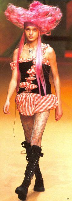 """ Jean-Paul Gaultier Spring/Summer 2003 """