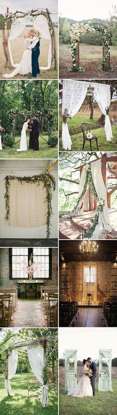 Aisle Style.   Rock My Wedding