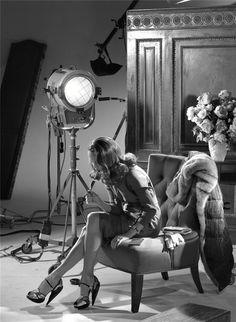 Morning Beauty | Viktoriya Sasonkina by Steven Meisel Vogue Italia September 2008