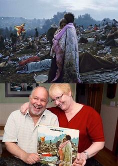 49 years later the couple on the cover of the Woodstock album are still together. How cute is that! Hippie Life, Hippie Style, Woodstock Photos, Hippie Couple, Rock Festival, Woodstock Hippies, 1969 Woodstock, Woodstock Festival, Woodstock Concert