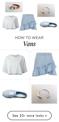 """Sport wear"" by kuartz on Polyvore featuring Topshop, Vans and Puma"