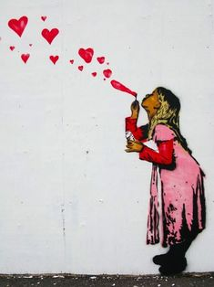 Street Art Love.