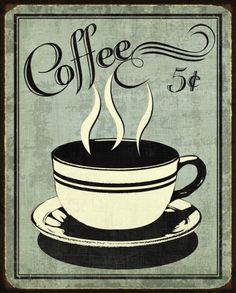 café retrô