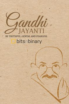 You must be the change you wish to see in the world. Happy Gandhi Jayanti, Mahatma Gandhi, Place Cards, Place Card Holders, Change, Posts, Frame, Illustration, Picture Frame