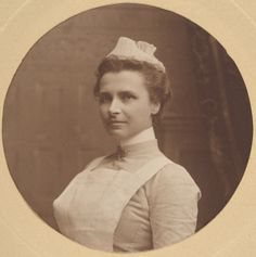(1863-1928) (1863-1928) Sophie Mannerheim's first career was a bank employee. However, she became determined to change her career and pursued nursing after her divorce. She took formal nursing education in Nightingale School of Nursing at St. Thomas' Hospital. After completing her studies, she returned to Finland and became instrumental in bringing modern nursing education to her native country.