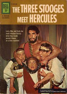 The Three Stooges Meet Hercules 1962