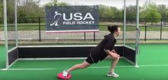 Core stability training for goalkeepers • A Hockey World