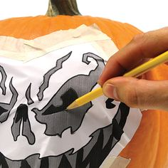 Carving pumpkins with a Dremel rotary tool is a great way to add dimension and depth to your jack-o'-lantern.