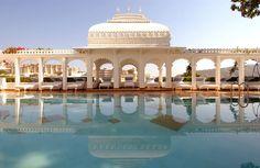 Mil y una noches en los palacios del Rajastán