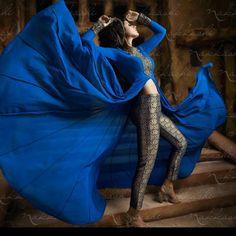 New Stylish Blue Party Wear Designer Anarkali Suit Designer Anarkali, Indian Dresses, Indian Outfits, Designer Wear, Designer Dresses, Party Kleidung, Beautiful Suit, Bridal Lehenga Choli, Blue Party