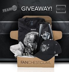 FANCHEST Giveaway! (daily 3/7) Gift Box for EVERY L.A.... IFTTT reddit giveaways freebies contests