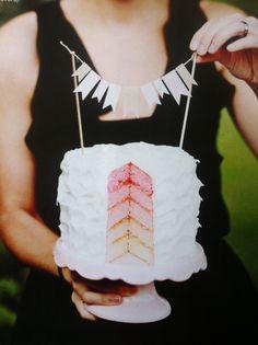 Rainbowcake, Linda Lomelino