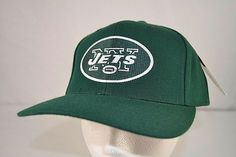 02adc765bcfbfb NY Jets Green Baseball Cap Snapback #SportsSpecialties #BaseballCap