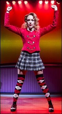 Jessica Keenan Wynn, who plays Heather Chandler in Heathers: The Musical, fills out Playbill.com's questionnaire of random facts, backstage trivia and pop-culture tidbits.