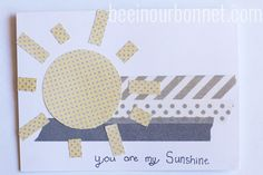 sunshine breakfast invitation by Ashleigh30, via Flickr