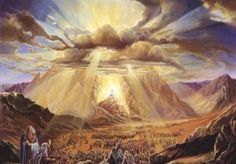 Isaiah 4:5 (KJV)  5  And the LORD will create upon every dwelling place of mount Zion, and upon her assemblies, a cloud and smoke by day, and the shining of a flaming fire by night: for upon all the glory shall be a defence.