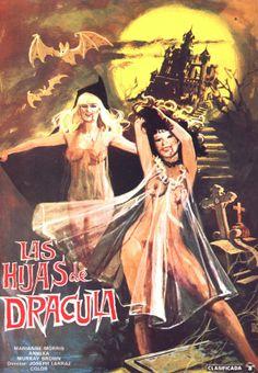 Vampyres, 1974 - Spanish poster